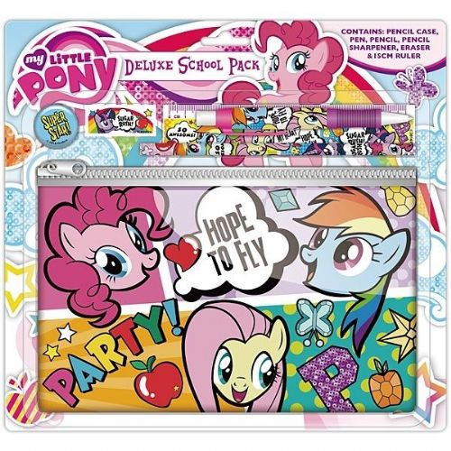 My Little Pony Deluxe School Stationery Set